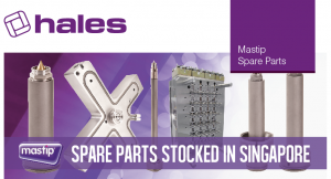 Mastip Spare parts sold in Singapore