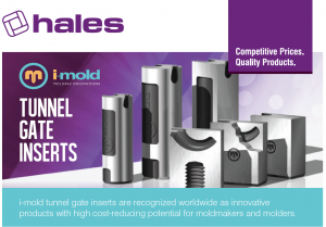 I Mould Tunnel Gate Inserts flyer